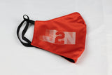 Red 2021 YOC Big logo Mask - Just2Nice