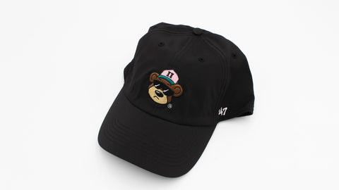 Classic Bear Cap Black - Just2Nice