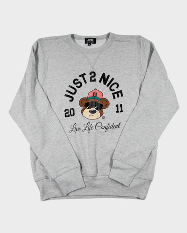 J2N Established Crew Neck - Just2Nice