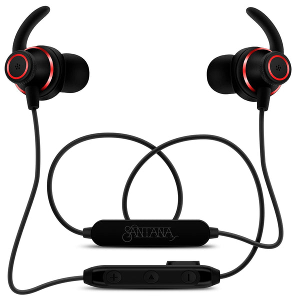 Santana Fuego Active Noise Cancelling Bluetooth Earbuds