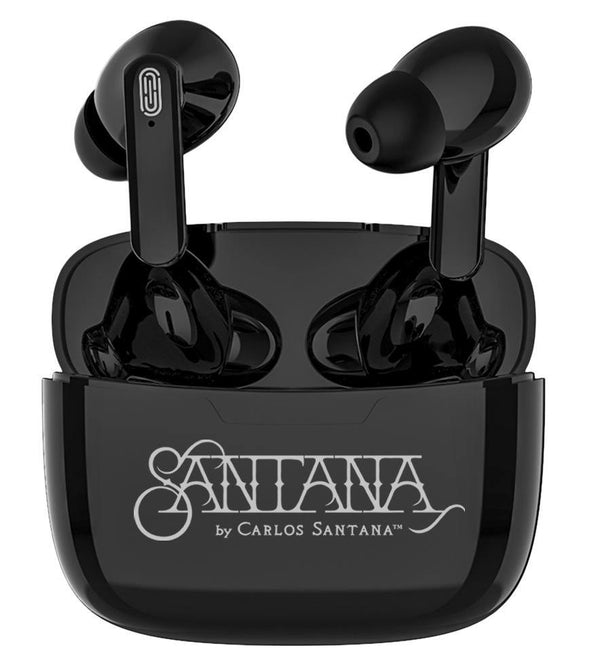 Saint Patrick's Day BOGO: Santana Mambo True Wireless Stereo Earbuds with Charging Case