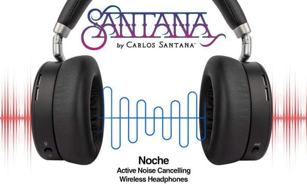 Noche Active Noise Cancelling Bluetooth Headphones