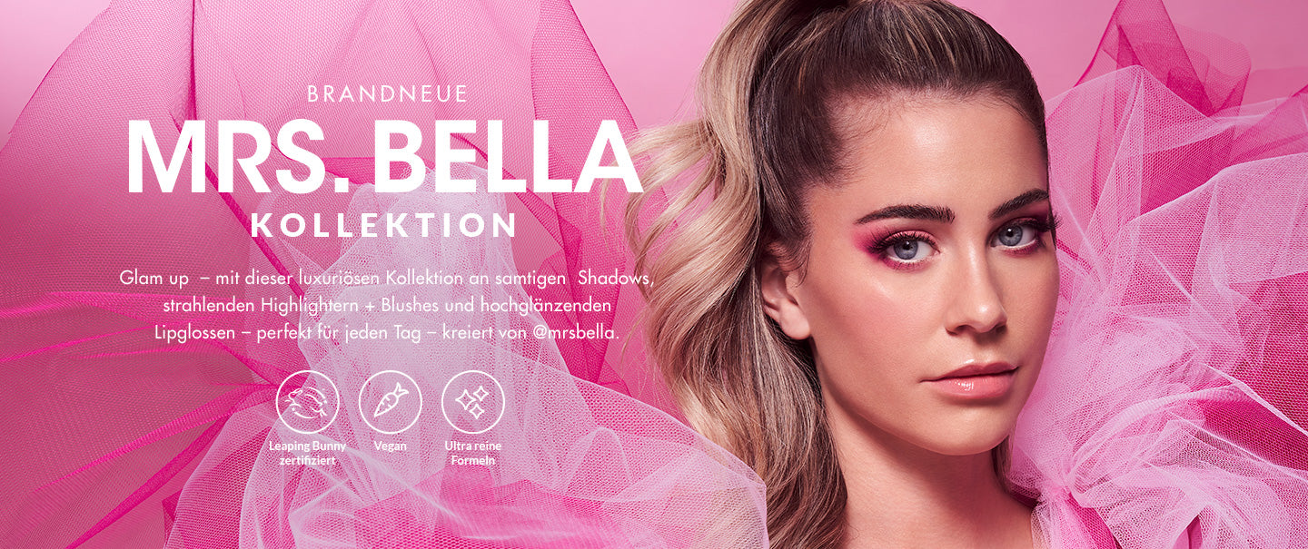 Titlebild Mrs Bella Kollektion