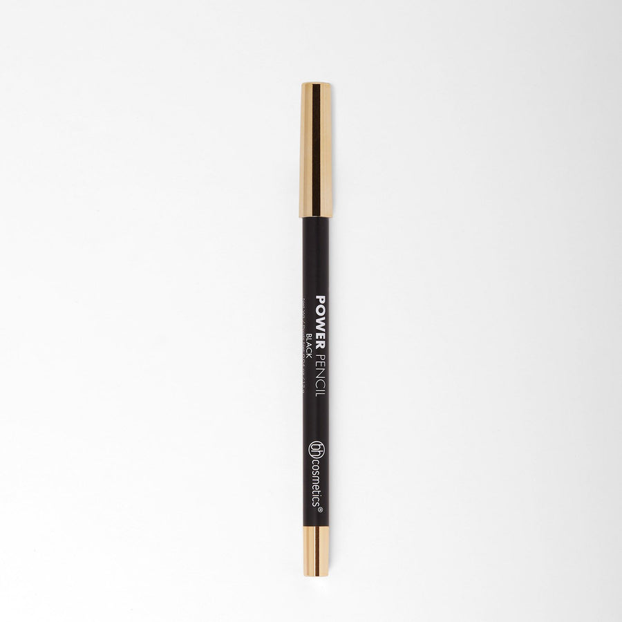 Power Pencil - Waterproof Eyeliner: Black