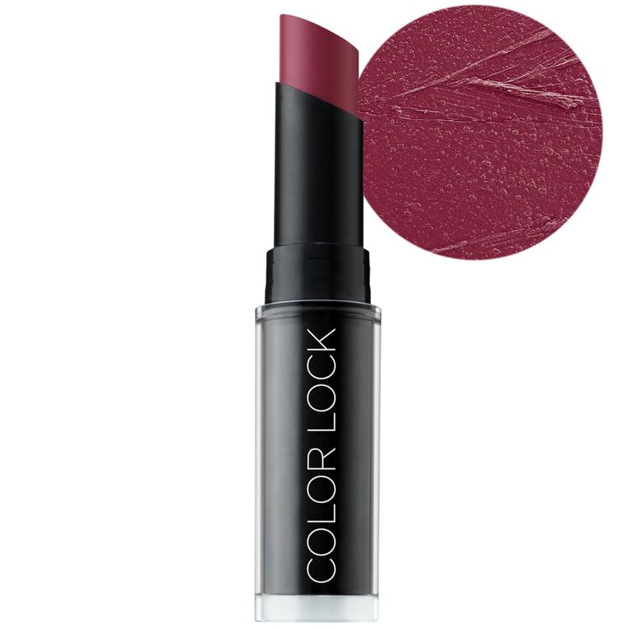 Color Lock Long Lasting Matte Lippenstift: Rapture