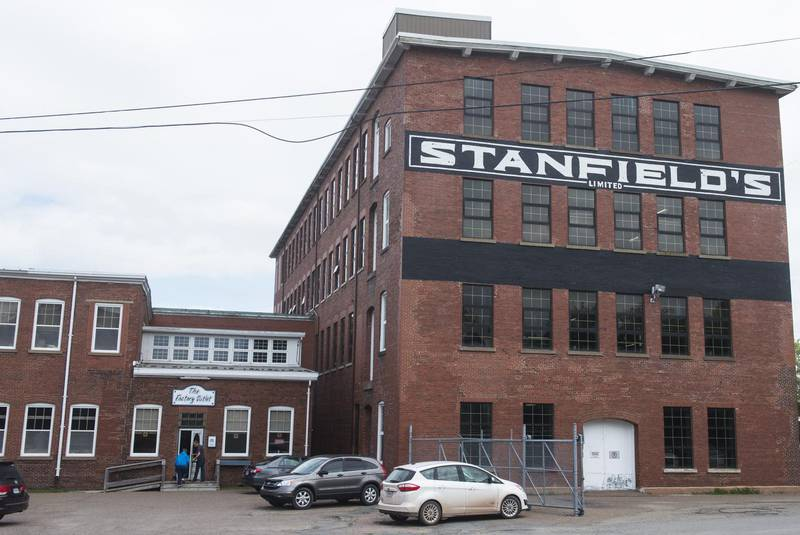Stanfield's Factory Outlet - 1 Logan Street, Truro, NS, Canada