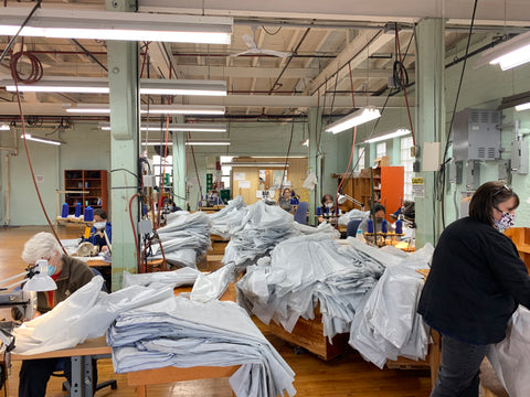 Stanfield's PPE Manufacturing
