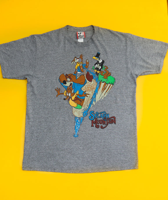 Vintage 'Splash Mountain' Disneyland Tee