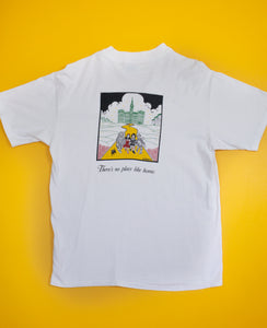 Rare 1990 Wizard of Oz Homecoming Tee