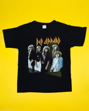 Load image into Gallery viewer, Vintage 80s Def Leppard 'Hysteria' Tour Tee