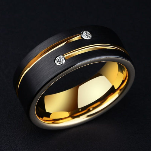 Lox Gold Tones Ring (Limited Edition) - Lox Jewels