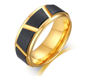 Lox Black Tones Ring - Lox Jewels