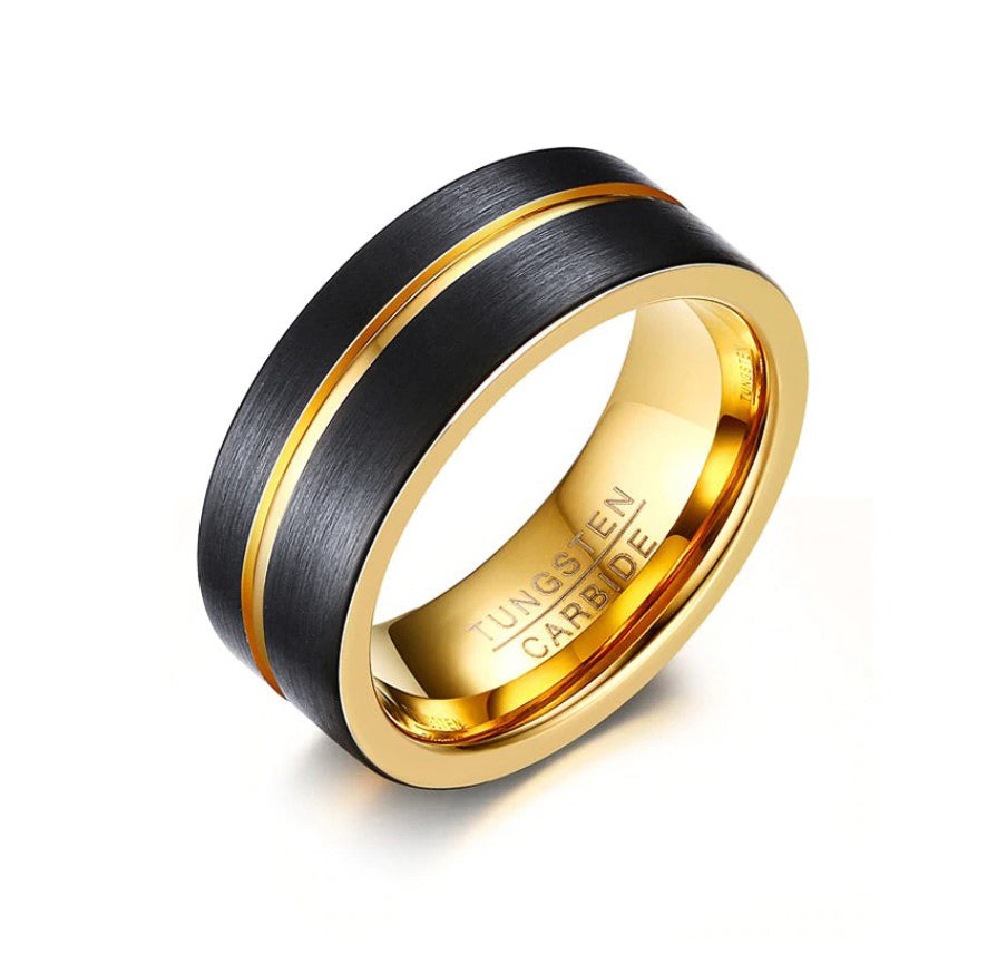 Lox Golden Touch Ring - Lox Jewels