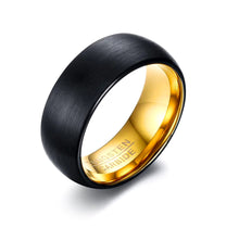 Load image into Gallery viewer, Lox Black Matte Ring - Lox Jewels