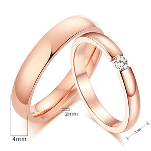 Lox Wish Couple Rings - Lox Jewels
