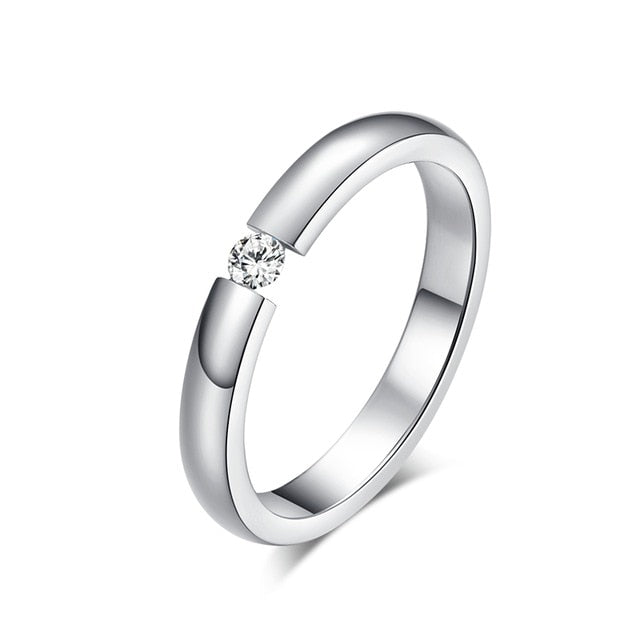 Elegant Silver Wish Ring - Lox Jewels