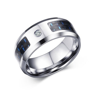 Carbon Fiber Ring - Lox Jewels