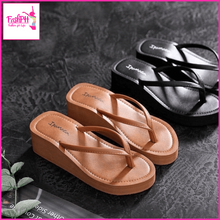 Load image into Gallery viewer, Fashion Wedge Sandals