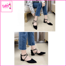 Load image into Gallery viewer, Kobi Pointed Sandals