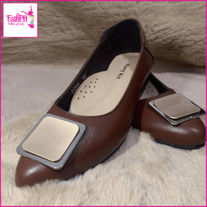 Pure Leather Marykit Shoes