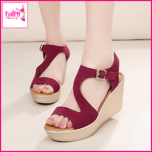 Betty Fashion Wedge