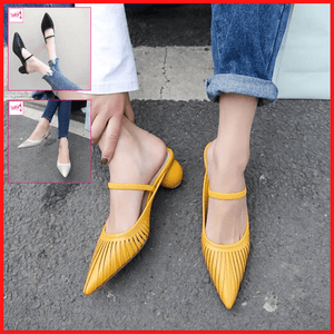 Grace Pointed Shoes