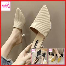 Load image into Gallery viewer, Leny Pointed Sandals