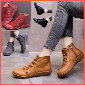 Madel Leather Boots