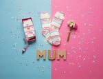 "Damen HEAT HOLDERS Warme Wünsche Geschenkbox Socken ""Best Mum Ever"""