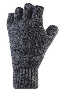 Mens Original Heat Holders Fingerless Gloves - 4 Colours