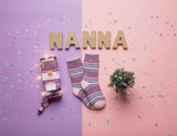 """Best Nana"" Heat Holders Warm Wishes Gift Boxed Socks"