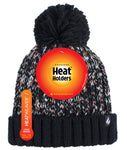 Cappello da donna HEAT HOLDERS EIDDA Pom Pom