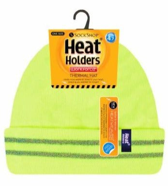 Mens HEAT HOLDERS Workforce Hat