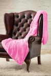 HEAT HOLDERS Luxury Fleece Blanket / Throw ... Candy