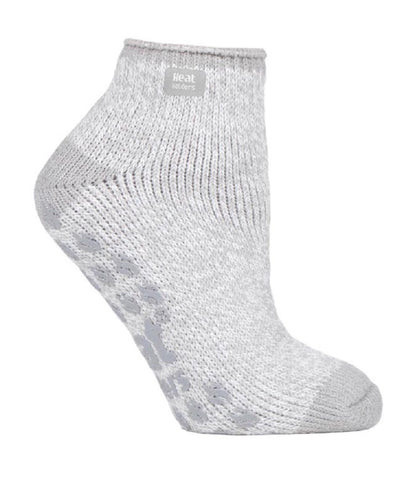 Ladies HEAT HOLDERS Ankle Slipper Socks