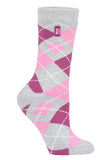 Damen HEAT HOLDERS Argyle LITE Socken