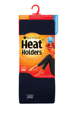 Load image into Gallery viewer, Ladies Heat Holders Thermal Leggings /  Footless Tights, Navy,  4 Sizes