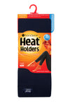 Ladies HEAT HOLDERS Thermal Footless Tights Navy