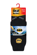 Load image into Gallery viewer, Kids Batman Heat Holders Slipper Socks