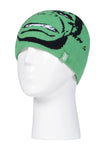 Kids Licensed Marvel HULK Hat and Mittens Age 3-6 Years