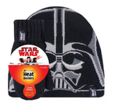Kids HEAT HOLDERS Licensed STAR WARS Hat & Mittens