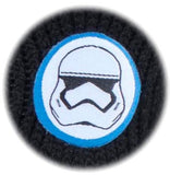Kids Star Wars Storm Trooper Heat Holders Slipper Socks 2 Sizes
