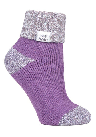 Damen HEAT HOLDERS Schlafsocken