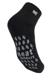 Mens Heat Holders Ankle Slipper Socks 3 Colours - 6-11 UK 39-45 EUR