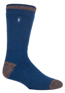 Mens Heat Holders Socks 6-11 UK 39-45 EUR Twist Heel and Toe ALPINE
