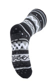 Mens HEAT HOLDERS SOUL WARMING Dual Layer Slipper Socks