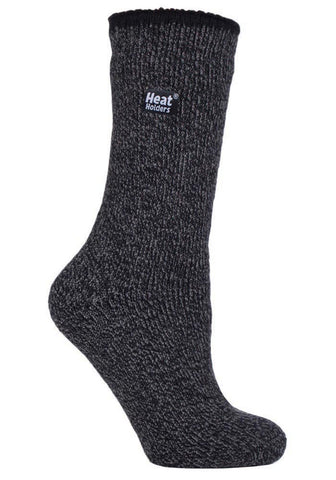 Ladies HEAT HOLDERS Merino Wool Blend Socks