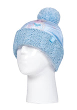 Load image into Gallery viewer, Kids Licensed FROZEN ELSA Hat and Mittens Age 3-6 Years
