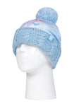 Kids Licensed FROZEN ELSA Hat and Mittens Age 3-6 Years