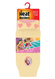 Kids HEAT HOLDERS Beauty & The Beast  Slipper Socks